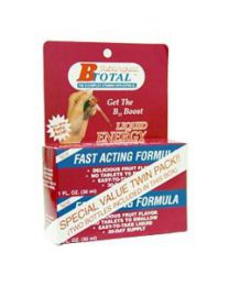 Life Extension Sublingual B-Total 2 bottles (1 fl oz each)